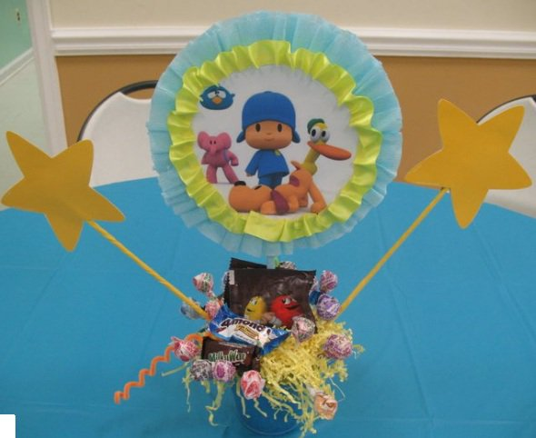 Pocoyo Party Ideas Party Ideas From Partyweb